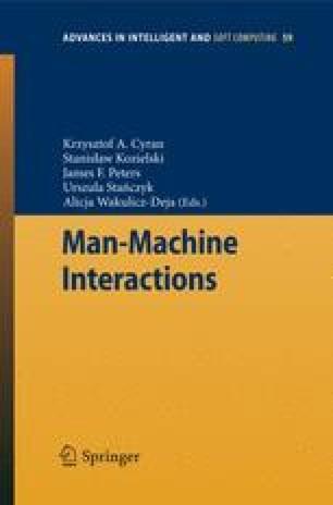 Man-Machine Interactions