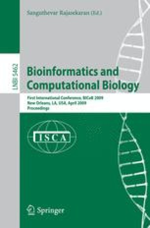 Bioinformatics and Computational Biology