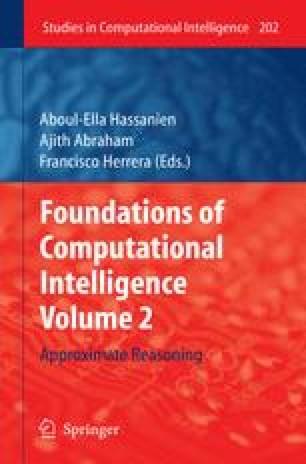 Foundations of Computational Intelligence Volume 2