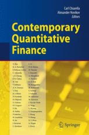 Contemporary Quantitative Finance