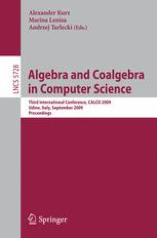 Algebra and Coalgebra in Computer Science