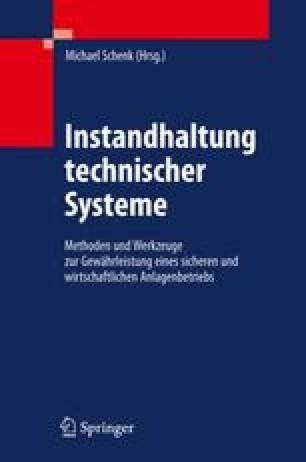 Instandhaltung technischer Systeme