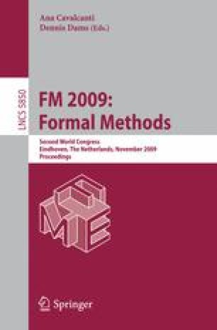 FM 2009: Formal Methods
