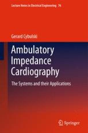 Impedance Cardiography   SpringerLink