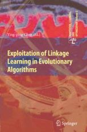Exploitation of Linkage Learning in Evolutionary Algorithms