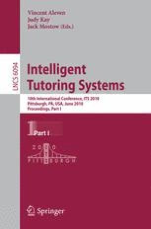 Intelligent Tutoring Systems