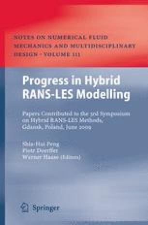 Progress in Hybrid RANS-LES Modelling