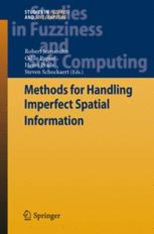 Methods for Handling Imperfect Spatial Information