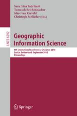 Geographic Information Science