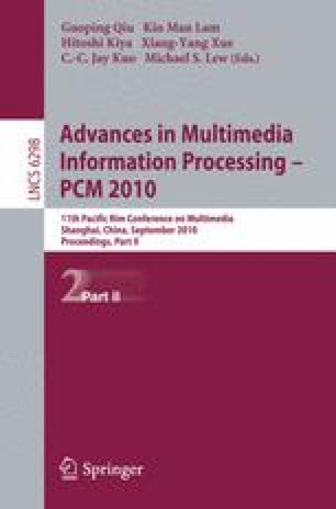 Advances in Multimedia Information Processing - PCM 2010