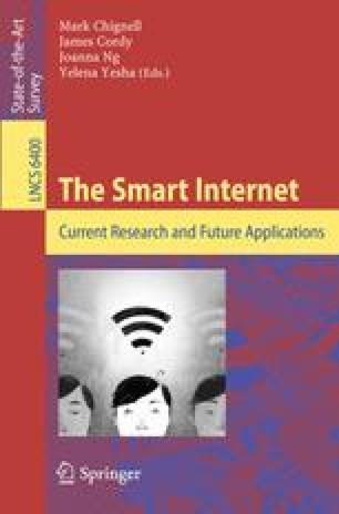 The Smart Internet