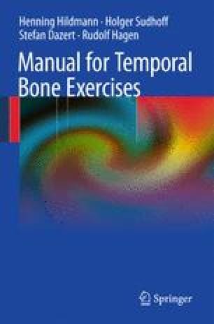Basic Surgery of the Temporal Bone | SpringerLink