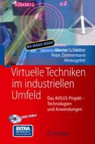Virtuelle Techniken im industriellen Umfeld