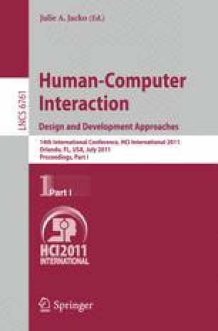Human-Computer Interaction. Design and Development Approaches