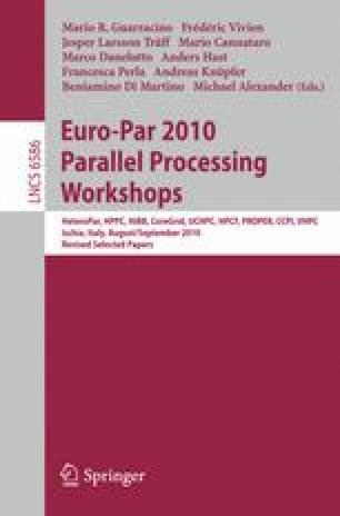 Euro-Par 2010 Parallel Processing Workshops