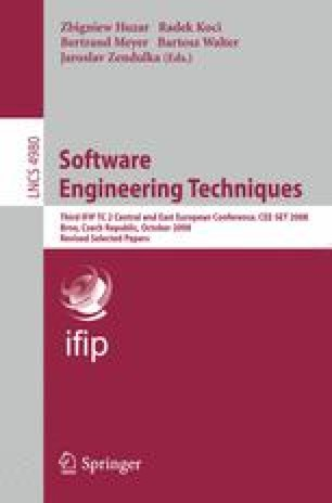 Software Engineering Techniques