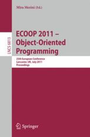 ECOOP 2011 – Object-Oriented Programming