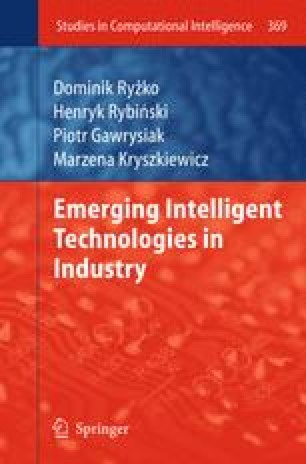 Emerging Intelligent Technologies in Industry