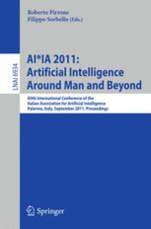 AI*IA 2011: Artificial Intelligence Around Man and Beyond