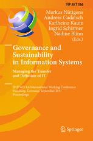 Understanding The Role Of Information Technology For Organizational Control Design Risk Control As New Control Mechanism Springerlink