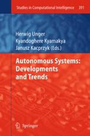 Autonomous Systems: Developments and Trends