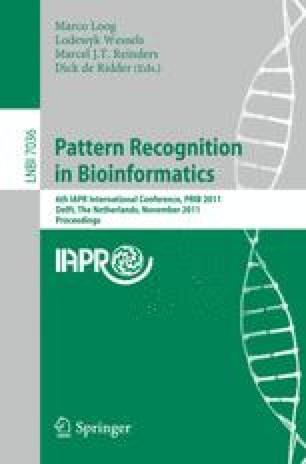 Pattern Recognition in Bioinformatics