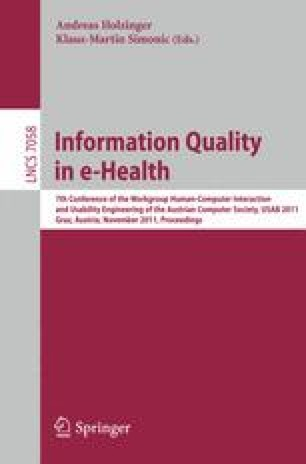 Information Quality in e-Health