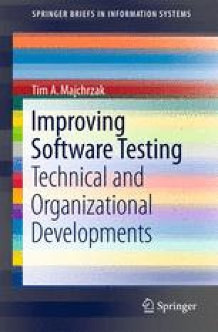 Improving Software Testing