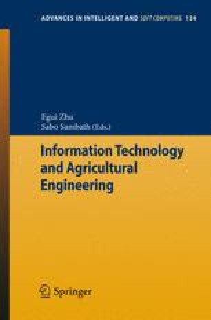 Information Technology and Agricultural Engineering