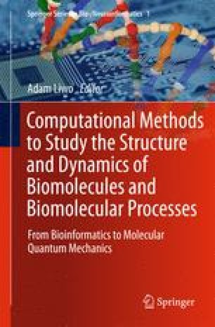 Computational Methods to Study the Structure and Dynamics of Biomolecules and Biomolecular Processes
