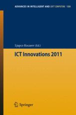 ICT Innovations 2011
