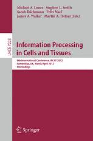 Information Processign in Cells and Tissues