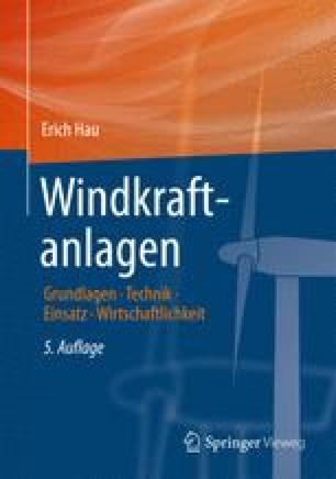Bauformen Von Windkraftanlagen Springerlink