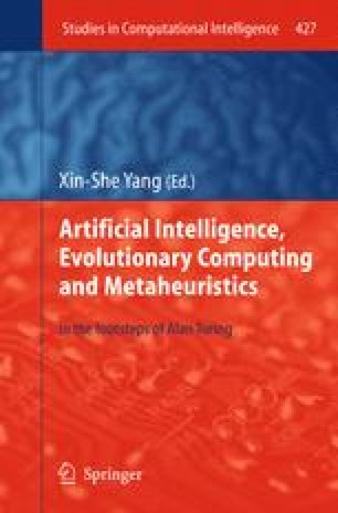 Artificial Intelligence, Evolutionary Computing and Metaheuristics