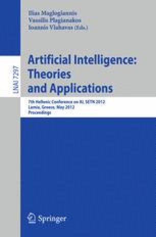 Artificial Intelligence: Theories and Applications