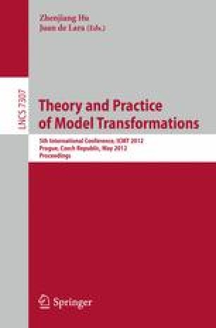 Theory and Practice of Model Transformations