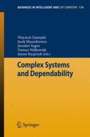 Complex Systems and Dependability