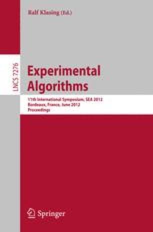 Experimental Algorithms