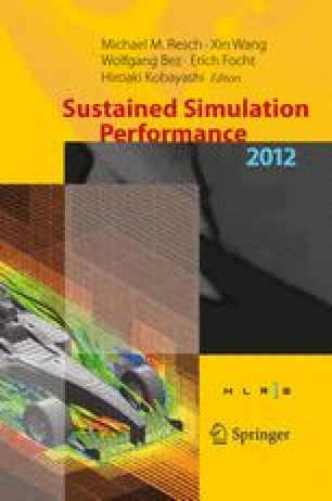 Sustained Simulation Performance 2012