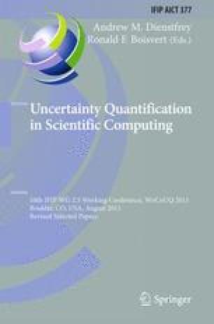 Uncertainty Quantification in Scientific Computing