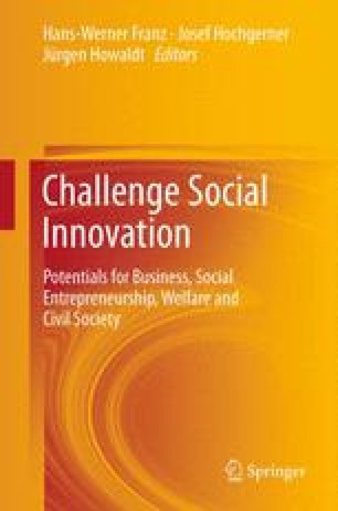 Social Innovation Theories: Can Theory Catch Up With Practice?    SpringerLink