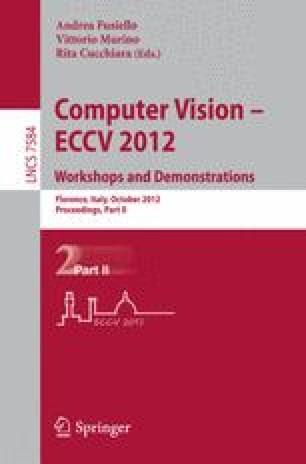 Computer Vision – ECCV 2012. Workshops and Demonstrations