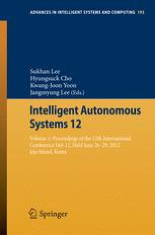 Intelligent Autonomous Systems 12