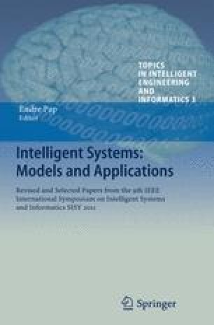 Intelligent Systems: Models and Applications