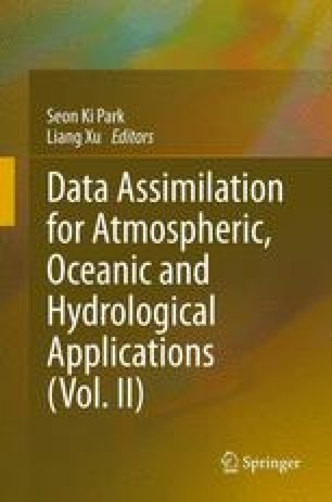 Variational Data Assimilation for the Global Ocean | SpringerLink