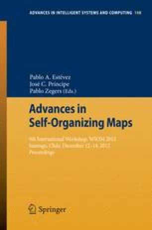 Advances in Self-Organizing Maps