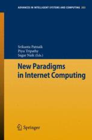 New Paradigms in Internet Computing
