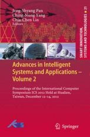 Advances in Intelligent Systems and Applications - Volume 2