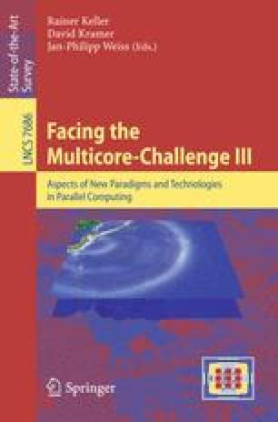 Facing the Multicore-Challenge III