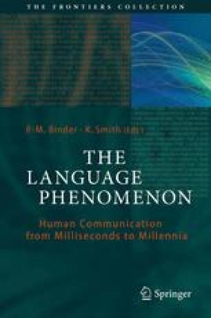 The Language Phenomenon